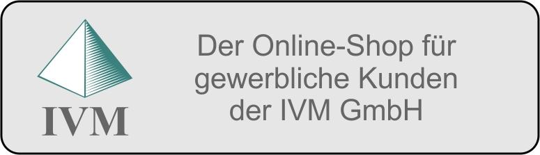 B2B Online-Shop der IVM GmbH-Logo