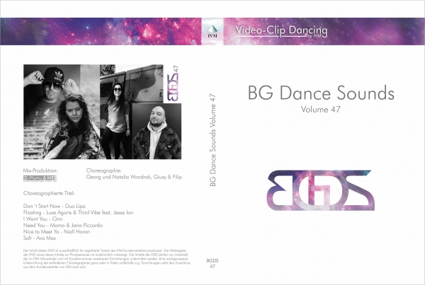 BG Dance Sounds Vol. 47