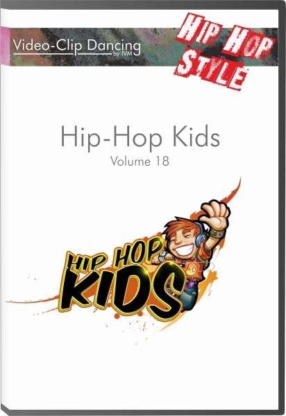 Hip Hop Kids Vol. 18