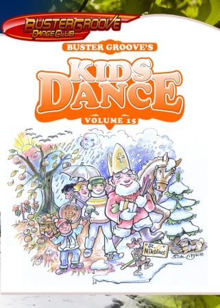 "Kids Dance Vol. 15 - ""Weihnahtsparty 3"""